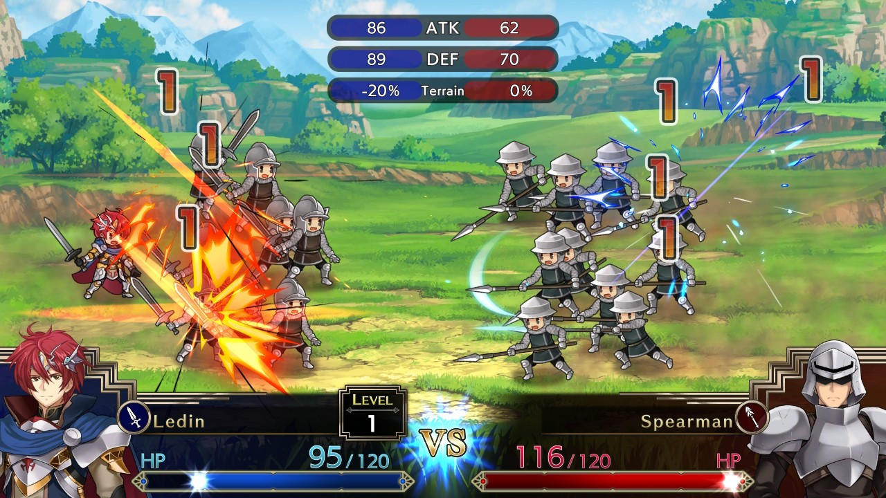adventure, anime, Chara-Ani Corporation, jrpg, Kadokawa Games, Langrisser I, Langrisser I & II, Langrisser I & II Review, Langrisser II, Nintendo Switch Review, NIS America, Rating 6/10, Role Playing Game, RPG, strategy, Switch Review