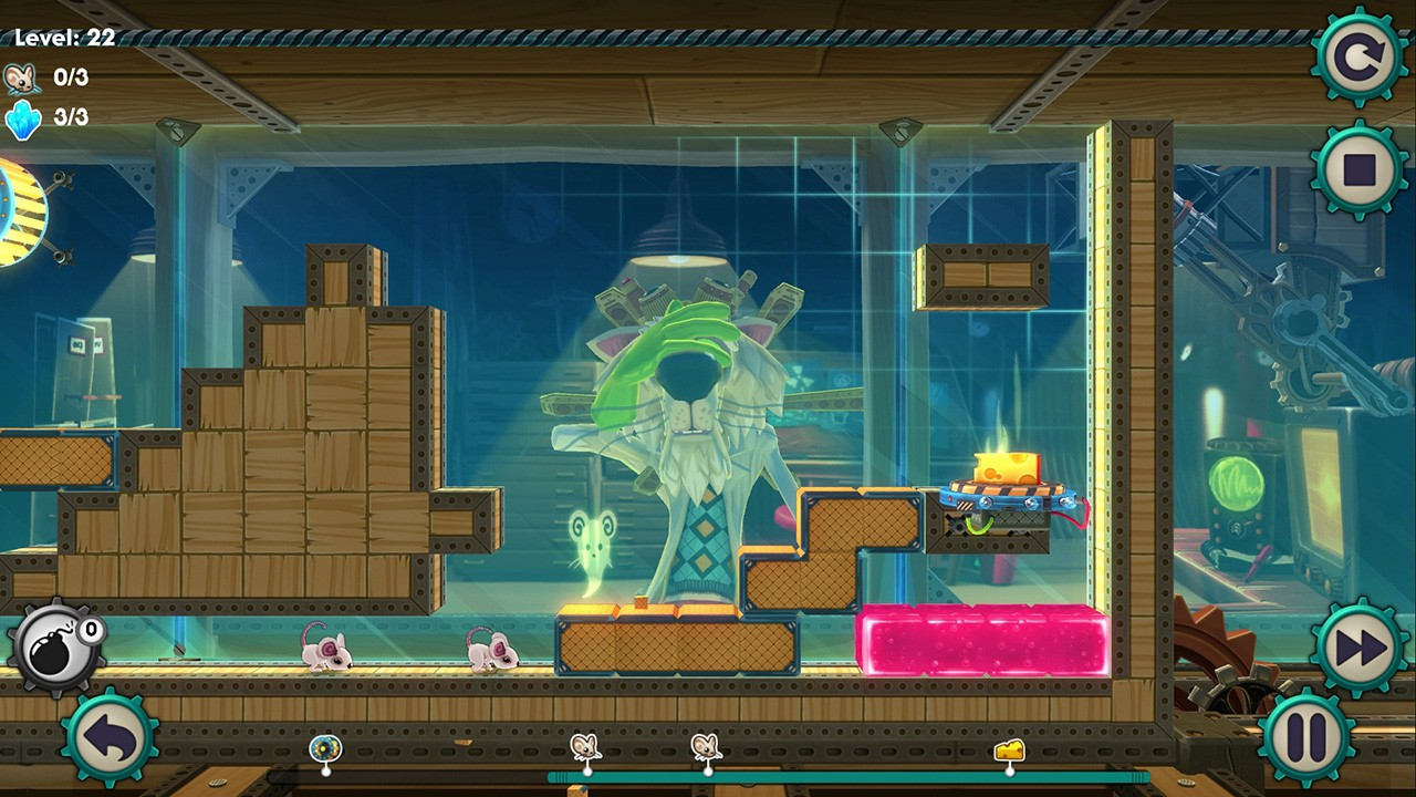 Action, adventure, arcade, casual, Crunching Koalas, indie, MouseCraft, MouseCraft Review, Puzzle, strategy