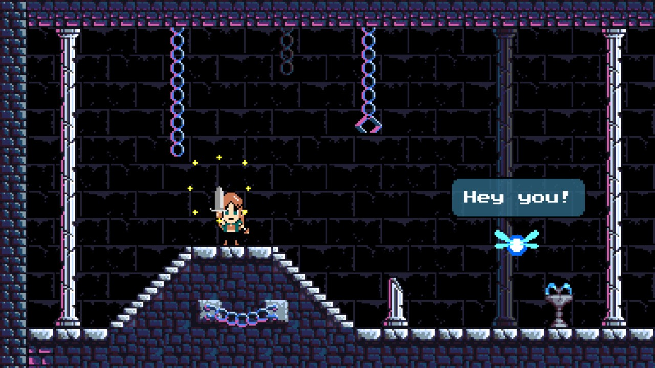 2D, Action, adventure, arcade, JanduSoft, Nintendo Switch Review, Platformer, Reknum, Reknum Review, Role Playing Game, RPG, Switch Review