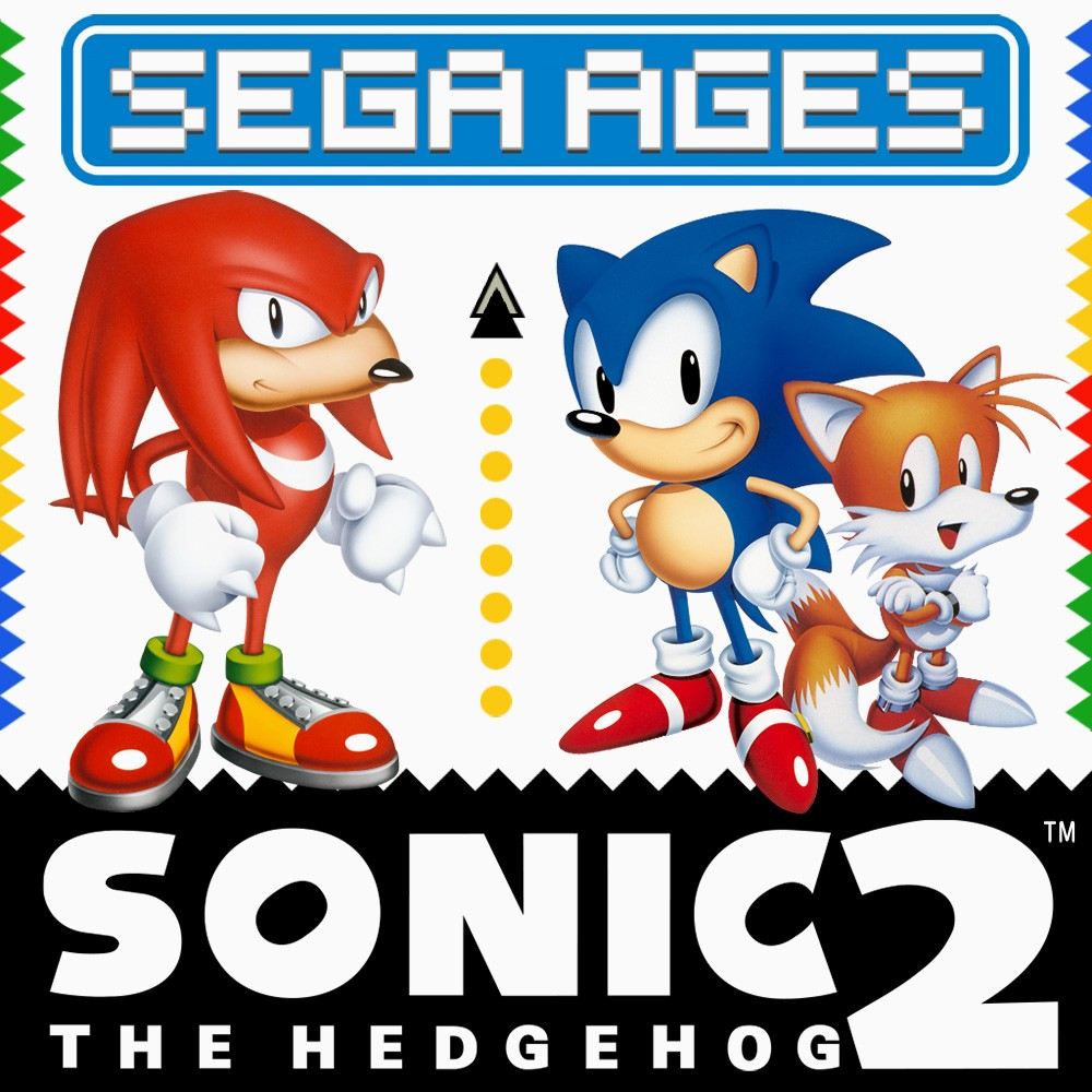 Sega Ages Sonic The Hedgehog 2 Review Bonus Stage Over 5150 Video Game Reviews