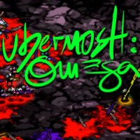 Action, arcade, Fast-Paced, indie, Nintendo Switch Review, Pixel Graphics, QUByte Interactive, Rating 8/10, retro, Shoot 'Em Up, Shooter, Switch Review, top down, UBERMOSH:OMEGA, UBERMOSH:OMEGA Review, Walter Machado