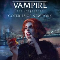 Action, Draw Distance, Fiction, Horror, indie, interactive, Nintendo Switch Review, Role Playing Game, RPG, Switch Review, Vampire, Vampire: The Masquerade – Coteries of New York, Vampire: The Masquerade – Coteries of New York Review, Visual Novel