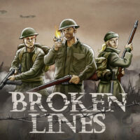 Broken Lines, Broken Lines Review, PC, PC Review, PortaPlay, strategy, Super.com, Tactical, Tactics, turn-based, World War II