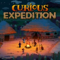 2D, adventure, board game, Curious Expedition, Curious Expedition Review, indie, Maschinen Mensch, Nintendo Switch Review, Pixel Graphics, Rating 8/10, RPG, simulation, strategy, Switch Review, Thunderful Games