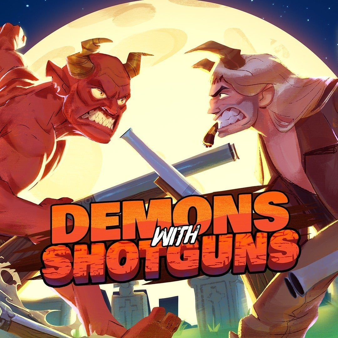 Demons with Shotguns Review | Bonus Stage is the world's leading source for  Playstation 5, Xbox Series X, Nintendo Switch, PC, Playstation 4, Xbox One,  3DS, Wii U, Wii, Playstation 3, Xbox