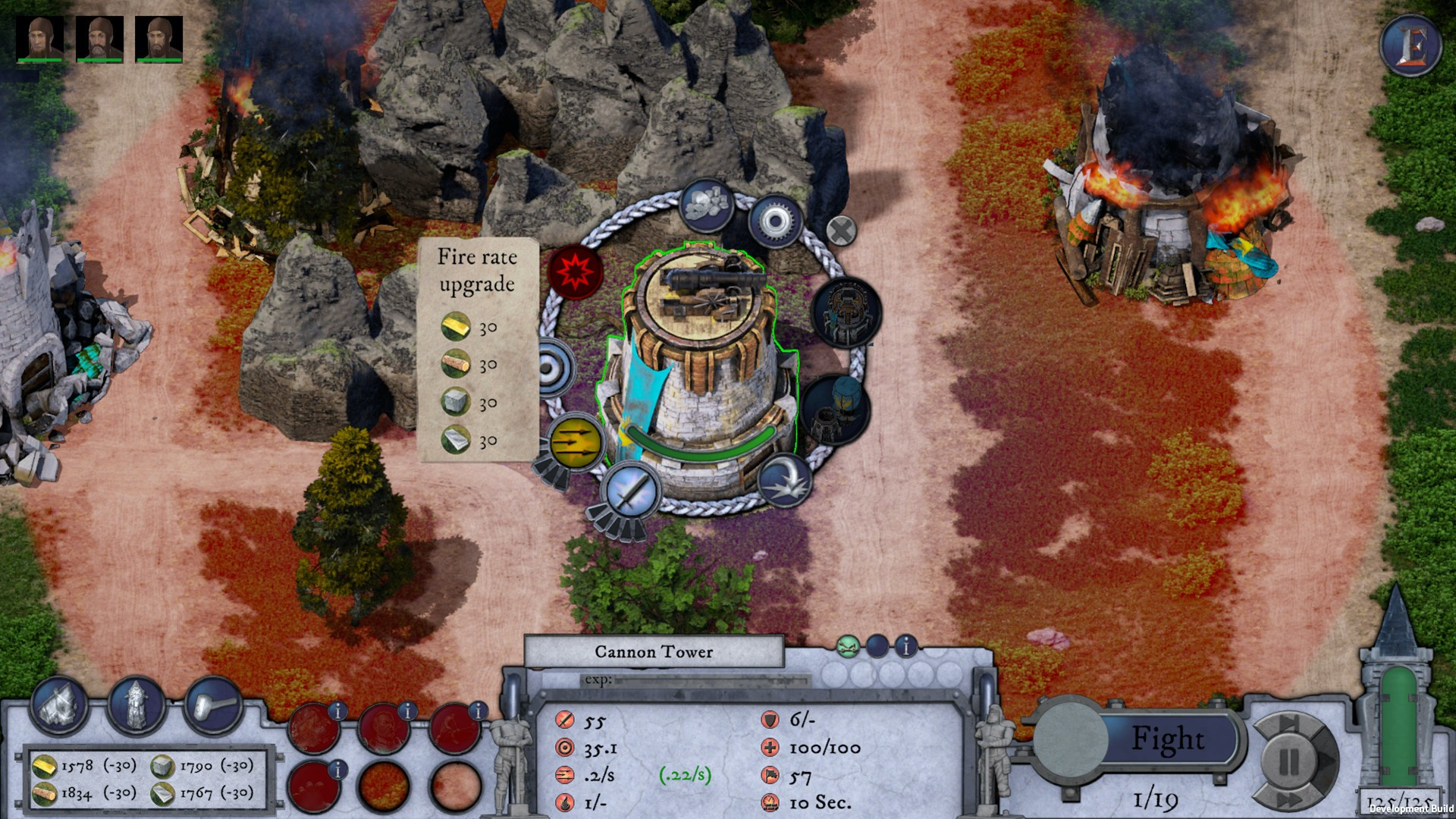 Defense, Early Access, Empires in Ruins, Empires in Ruins Preview, Hammer&Ravens, indie, PC, PC Review, Real-Time, RPG, simulation, strategy