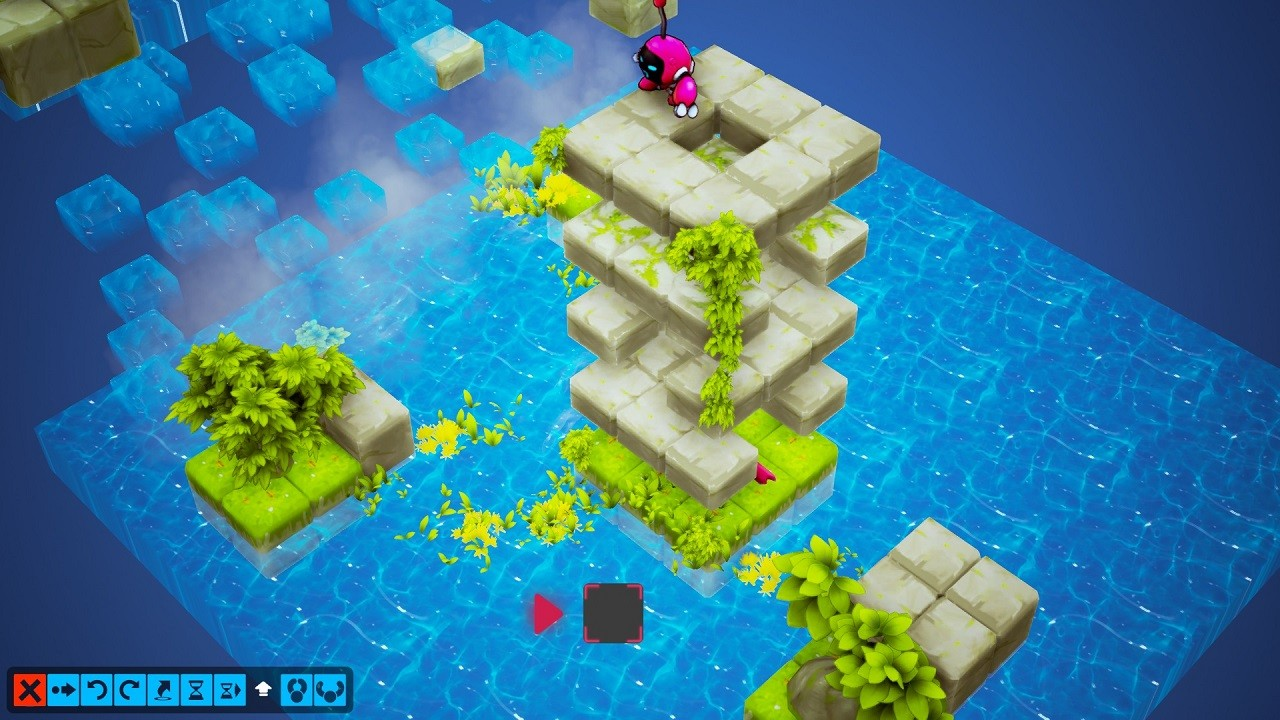 adventure, Educational, Funny, indie, Jump Step Step, Jump Step Step Review, Nintendo Switch Review, Phung Games, Programming, Puzzle, Rating 7/10, Step Review, Switch Review, Thang and Dung Phung Dinh, Thunder Cloud Studio
