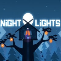2D, Action, adventure, Artem Cheranev, casual, Grave Danger Games, indie, Meridian4, Night Lights, Night Lights Review, PC, PC Review, Platformer, strategy