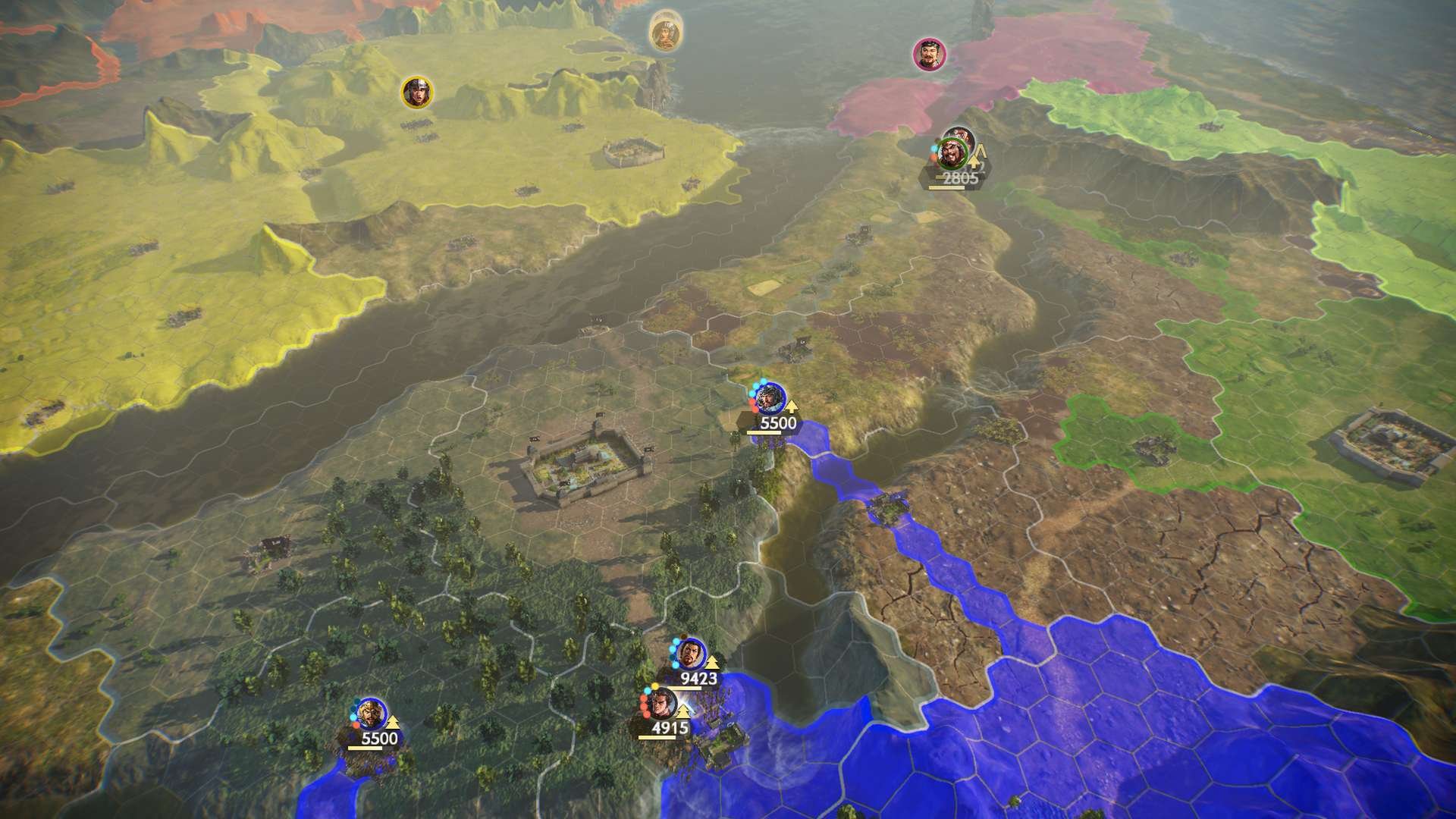 4X, historical, Koei Tecmo Games, Rating 7/10, Romance of the Three Kingdoms XIV, Romance of the Three Kingdoms XIV Review, RPG, simulation, strategy, turn-based
