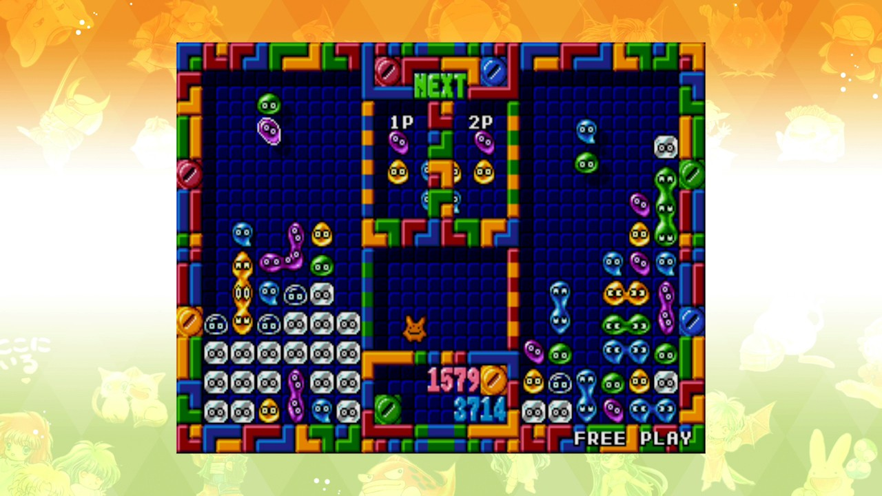 casual, Competitive, Compile, Cute, M2, Matching, multiplayer, Nintendo Switch Review, Puyo Puyo 2, Puzzle, SEGA, SEGA AGES, SEGA AGES Puyo Puyo 2, SEGA AGES Puyo Puyo 2 Review, Switch Review