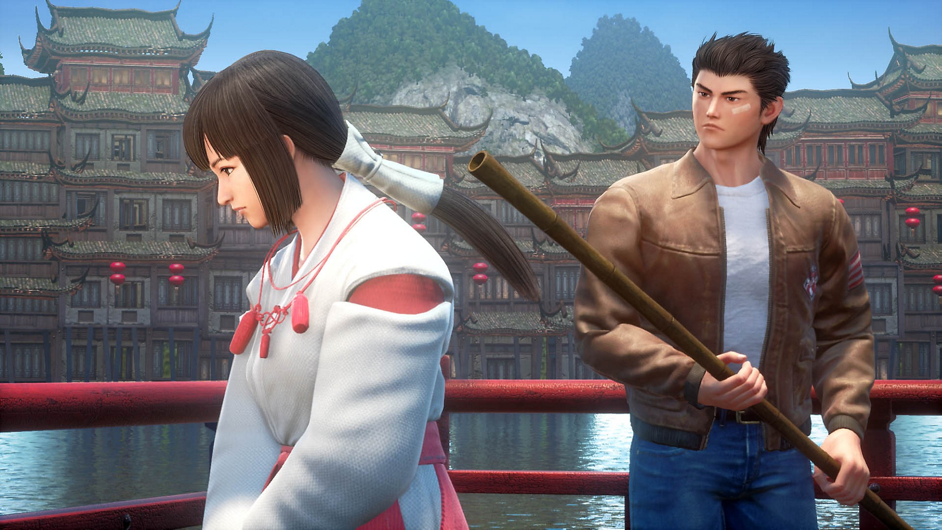 Action, Action & Adventure, adventure, Koch Media, Martial Arts, open world, PS4, PS4 Review, Shenmue, Shenmue III, Shenmue III Review, Story Rich, YS Net