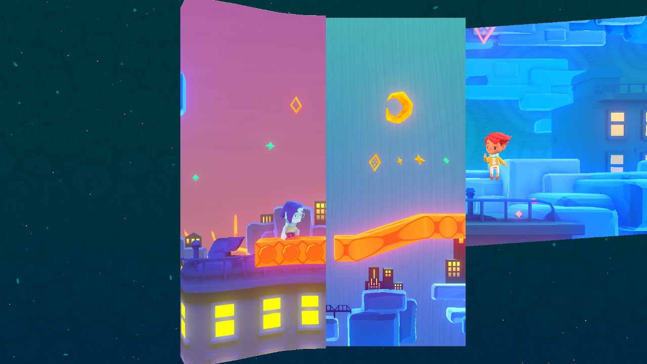 A Fold Apart, A Fold Apart Review, adventure, casual, indie, Lightning Rod Games, Nintendo Switch Review, Puzzle, strategy, Switch Review