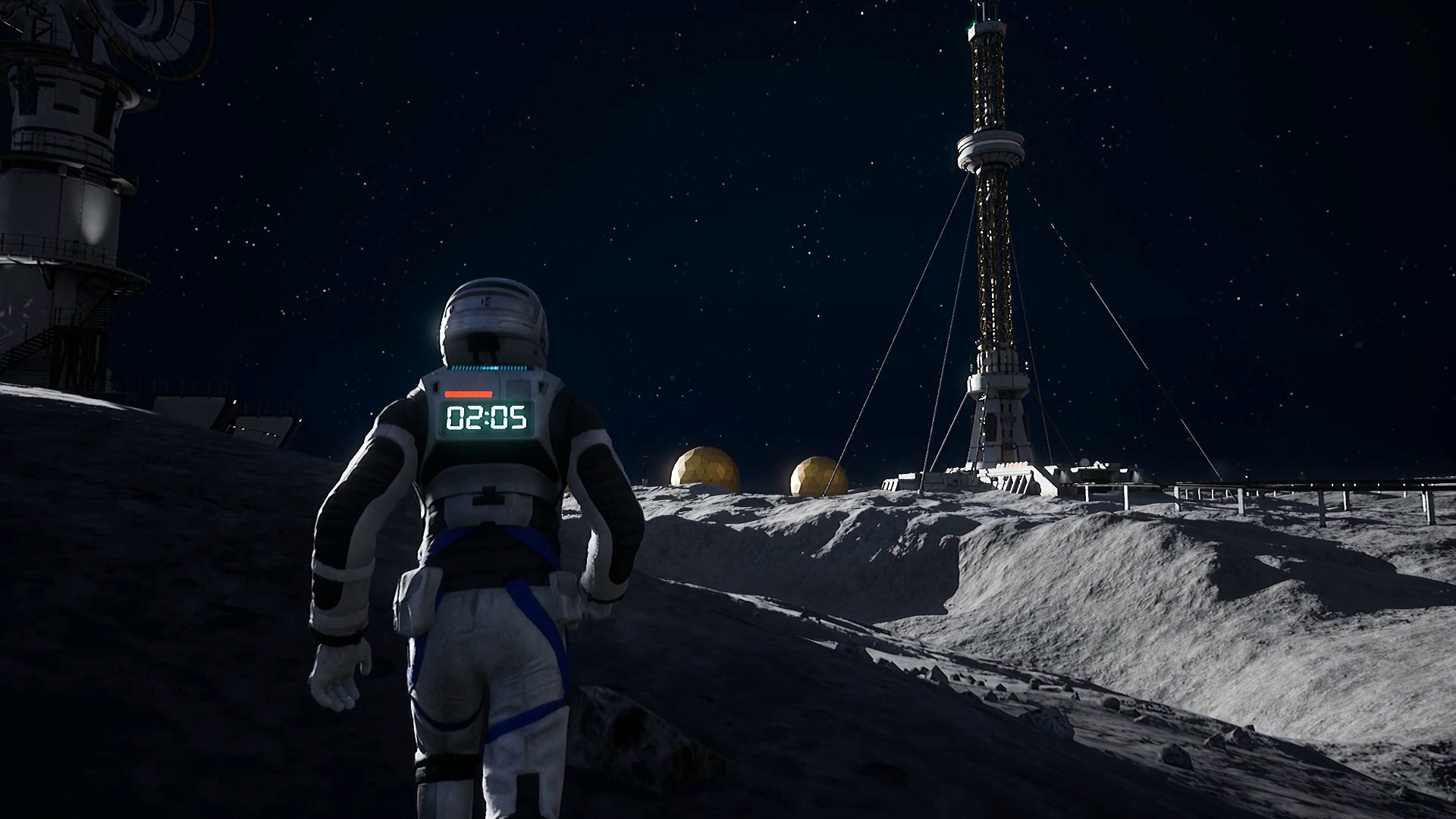 Action, adventure, Deliver Us The Moon, Deliver Us The Moon Review, indie, KeokeN Interactive, PS4, PS4 Review, Sci-Fi, Short, Space, Wired Productions