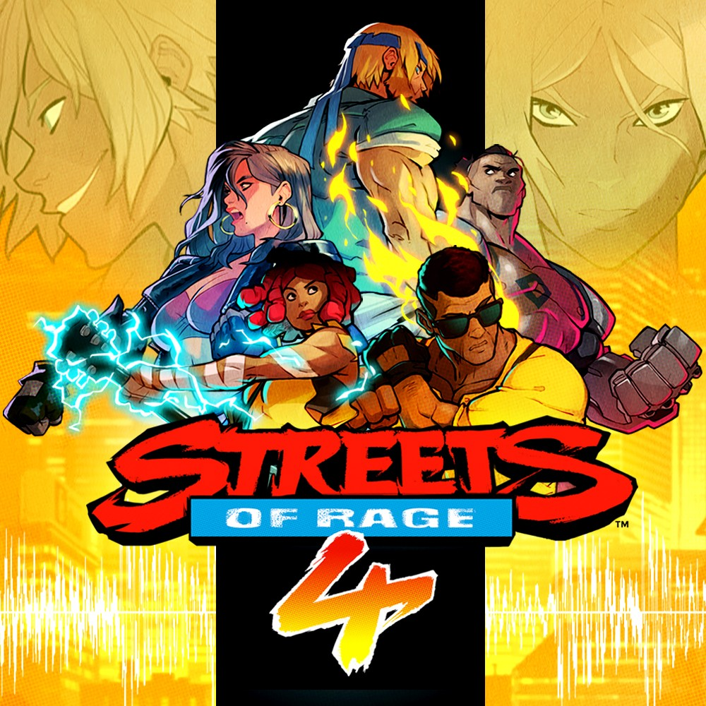 Streets Of Rage 4 Review Bonus Stage Over 5150 Video Game Reviews