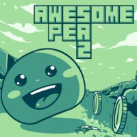 2D, adventure, arcade, Awesome Pea, Awesome Pea 2, Awesome Pea 2 Review, indie, Other, PigeonDev, Pixel Graphics, Platformer, Sometimes You, Xbox One, Xbox One Review