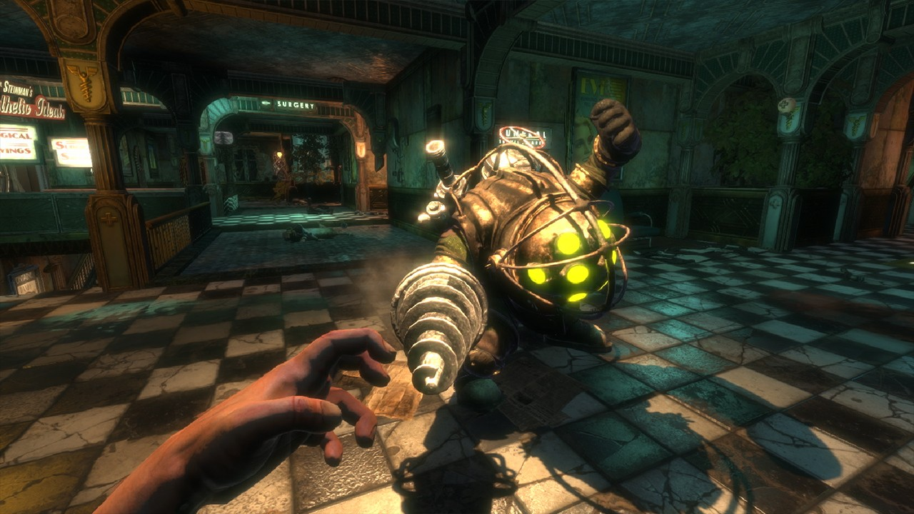 Bioshock Remastered Review Bonus Stage Over 5150 Video Game