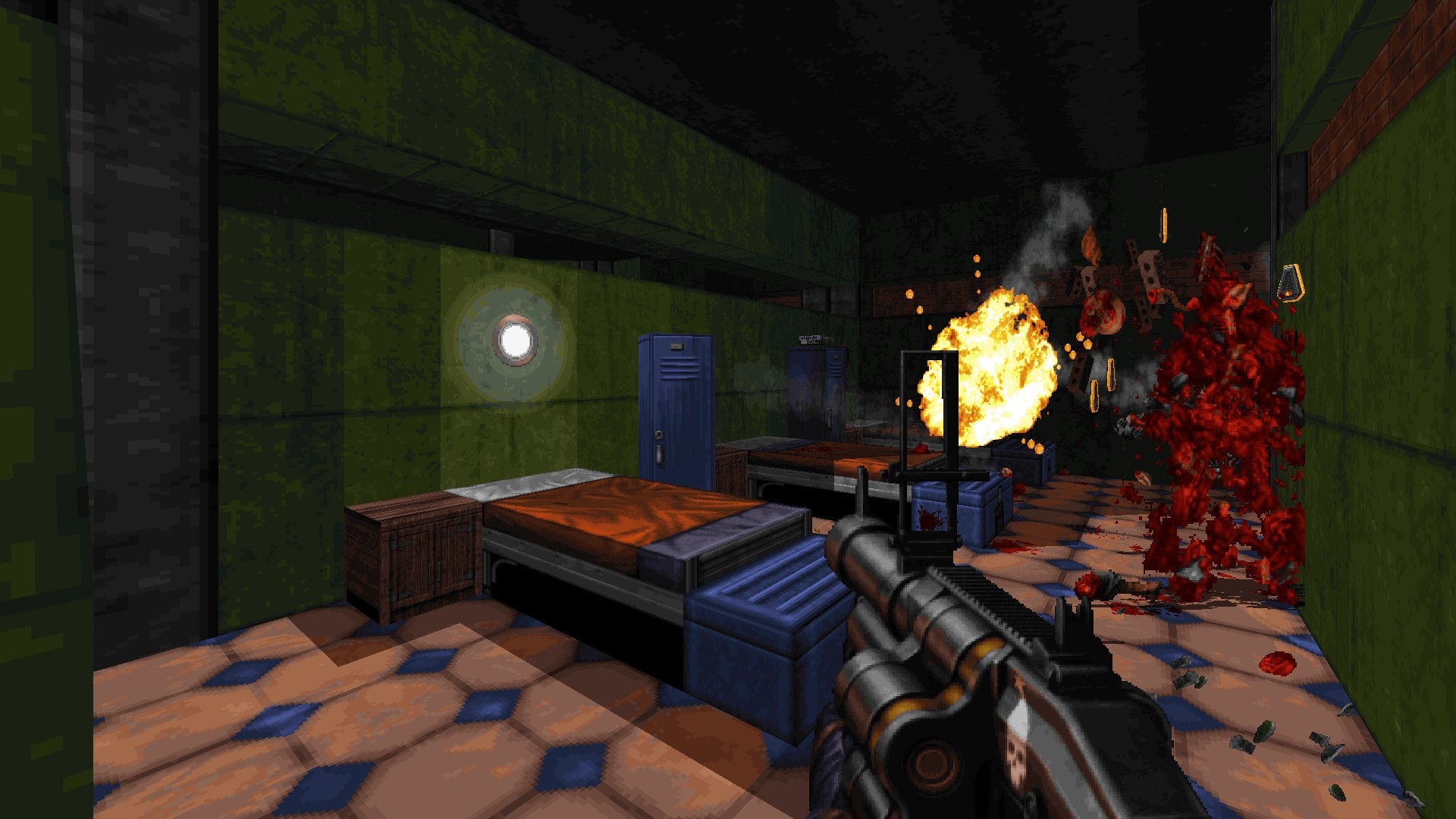 3D Realms, Action, Female Protagonist, FPS, Gore, Ion Fury, Ion Fury Review, Nintendo Switch Review, retro, Shooter, Switch Review, Voidpoint LLC
