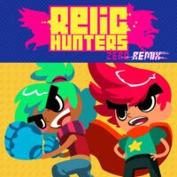 Action, Akupara Games, arcade, indie, multiplayer, Rating 8/10, Relic Hunters Zero: Remix, Relic Hunters Zero: Remix Review, Rogue Snail, Shoot 'Em Up, Shooter, top down