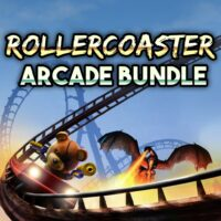 Action, adventure, arcade, casual, indie, PlayStation VR, PS4, PS4 Review, PSVR, PSVR Review, RollerCoaster, RollerCoaster Arcade VR Bundle, RollerCoaster Arcade VR Bundle Review, RollerCoaster Legends, Shooter, Sneaky Bears, WarDucks