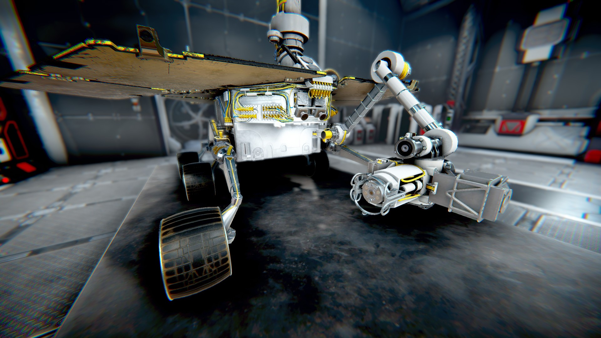 Building, Early Access, indie, Mars, PC, PC Preview, PlayWay S.A., Pyramid Games, Rover Mechanic Simulator, Rover Mechanic Simulator Review, simulation
