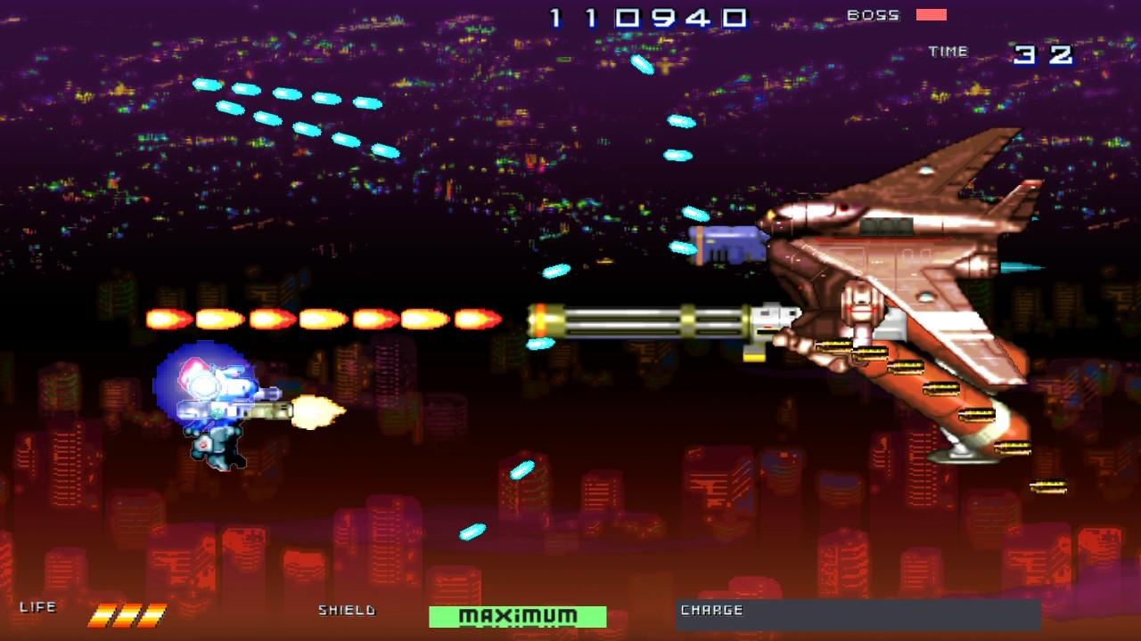 2D, Action, arcade, Armed Seven DX, ASTRO PORT, Henteko Doujin, indie, Mechs, Nintendo Switch Review, Rating 8/10, retro, Satazius Next, Satazius Next Review, SHMUP Collection, SHMUP Collection Review, Shoot 'Em Up, Shooter, Storybird, Switch Review, Wolflame, Wolflame Review