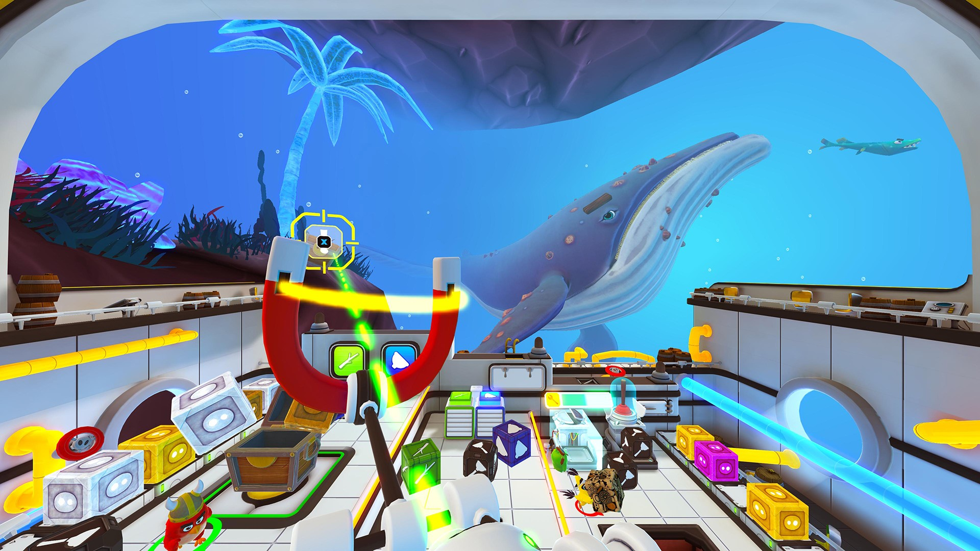 Action, adventure, casual, Family, PlayStation VR, PS4, PS4 Review, PSVR, PSVR Review, Puzzle, Rovio Entertainment, The Angry Birds, The Angry Birds Movie 2 VR: Under Pressure, The Angry Birds Movie 2 VR: Under Pressure Review, The Angry Birds Review, XR Games