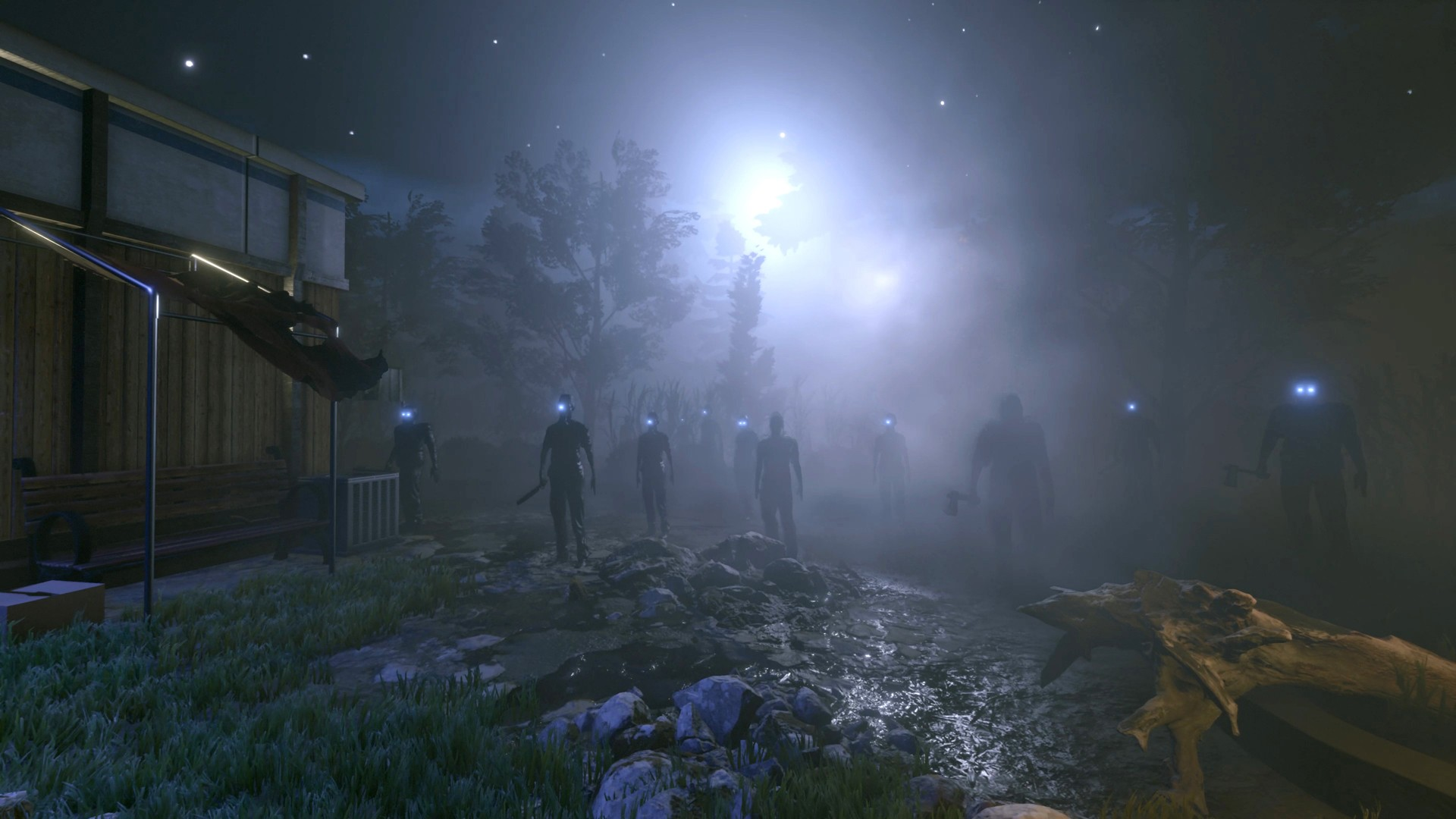 3D, adventure, Camel 101, first-person, Horror, indie, PS4, PS4 Review, Psychological Horror, Those Who Remain, Those Who Remain Review, WhisperGames, Wired Productions