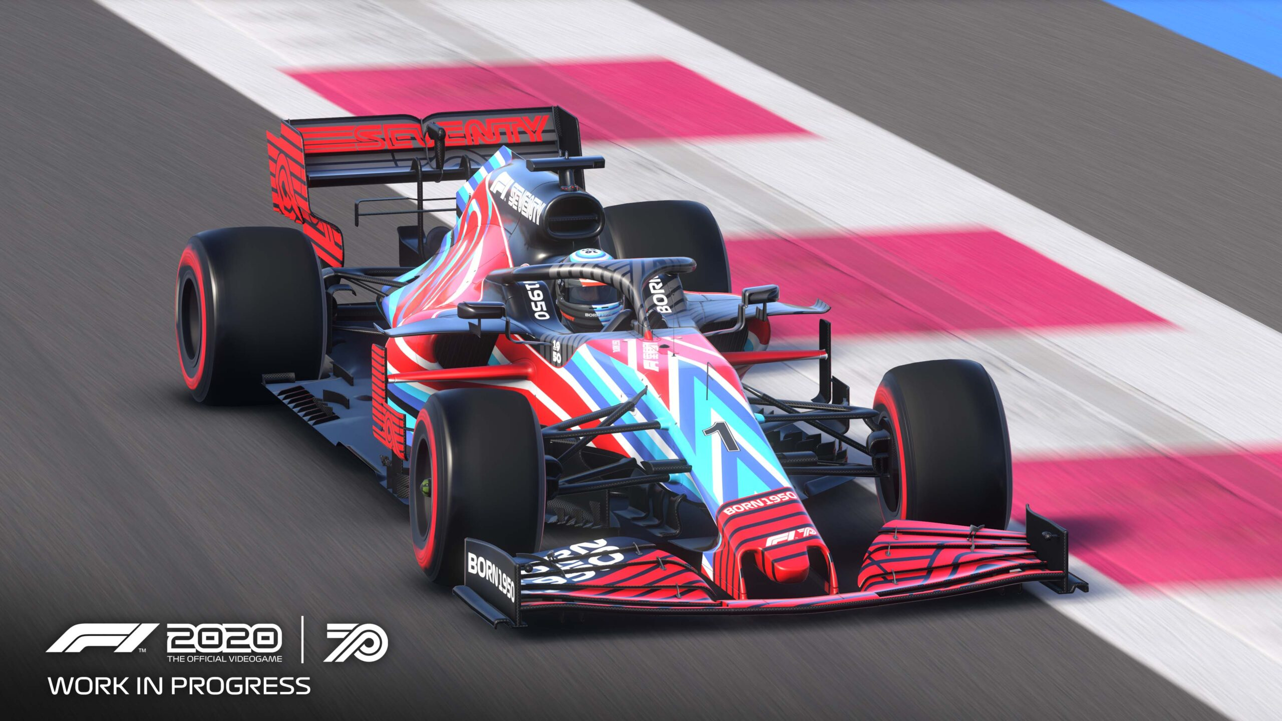 Automobile, Automobile Sim, Codemasters, F1 2020 – Seventy Edition, F1 2020 – Seventy Edition Review, Formula One, Formula One 2020, Formula One 2020 Review, Racing, Rating 9/10, simulation, Sports, Xbox One, Xbox One Review