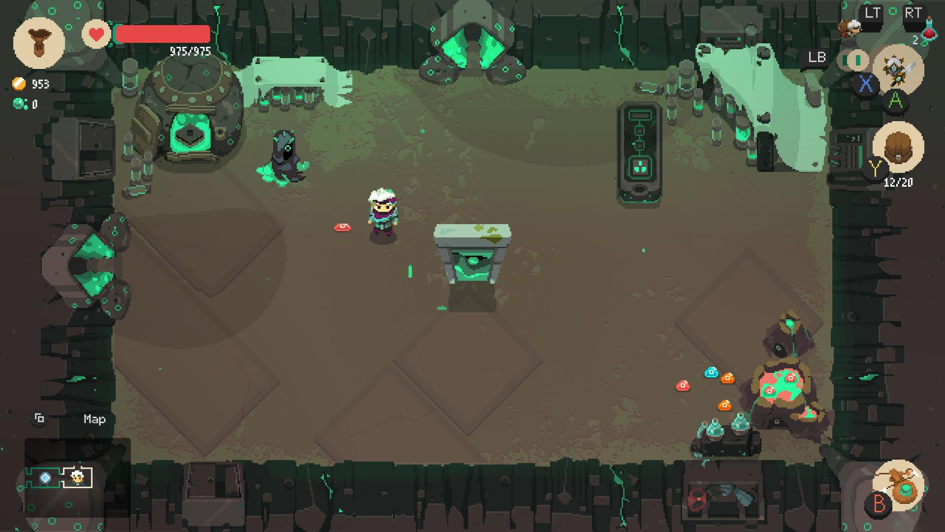 11 bit studios, 2D, Action, adventure, Digital Sun, dungeon crawler, Fantasy, Hack and Slash, indie, Moonlighter, Moonlighter Between Dimensions, Moonlighter Between Dimensions Review, Moonlighter Review, Nintendo Switch Review, Pixel Graphics, Procedurally Generated, Rating 7/10, Rogue-lite, RPG, Switch Review