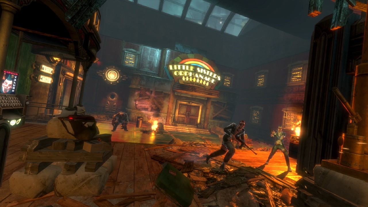 Bioshock The Collection Review Bonus Stage Over 5000 Video