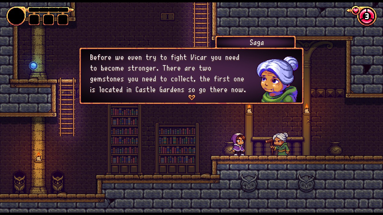 2D, adventure, Alwa's Legacy, Alwa's Legacy Review, Elden Pixels, Fantasy, indie, Metroidvania, PC, PC Review, Platformer, Puzzle