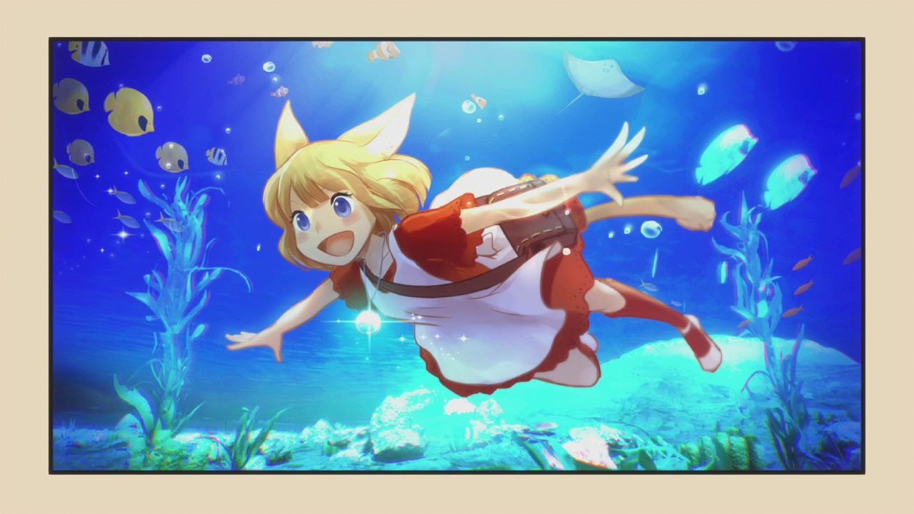 3D, Action, adventure, anime, Atelier Mimina, Cute, Giraffe and Annika, Giraffe and Annika Review, indie, Nintendo Switch Review, NIS America, Playism, Rating 7/10, Switch Review, third-person