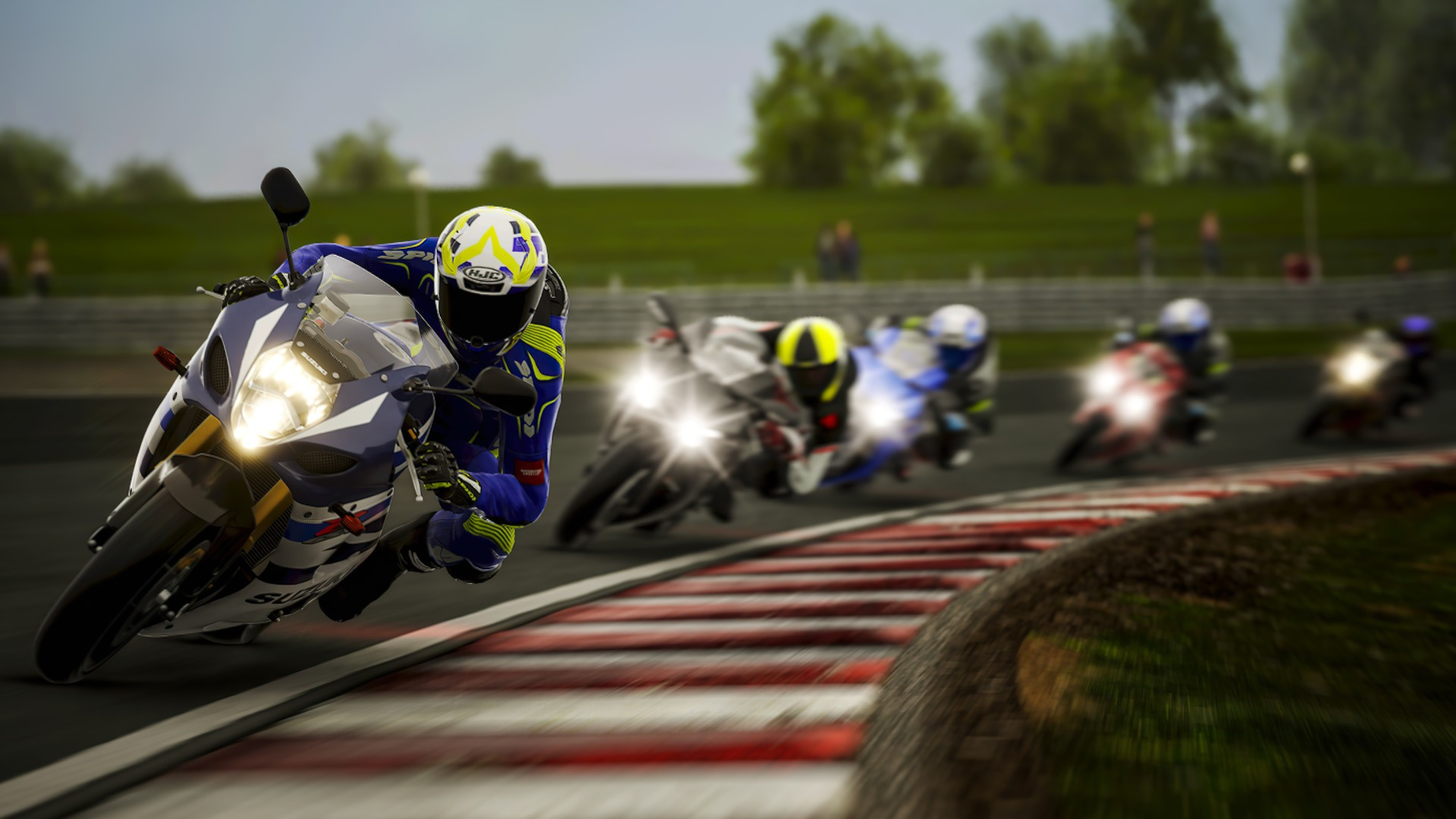Ride 4 Review Bonus Stage Is The World S Leading Source For Playstation 5 Xbox Series X Nintendo Switch Pc Playstation 4 Xbox One 3ds Wii U Wii Playstation 3 Xbox 360