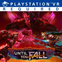 Action, adventure, indie, PlayStation VR, PS4, PS4 Review, PSVR, PSVR Review, Rating 8/10, Roguelike, Schell Games, Until You Fall, Until You Fall Review, VR