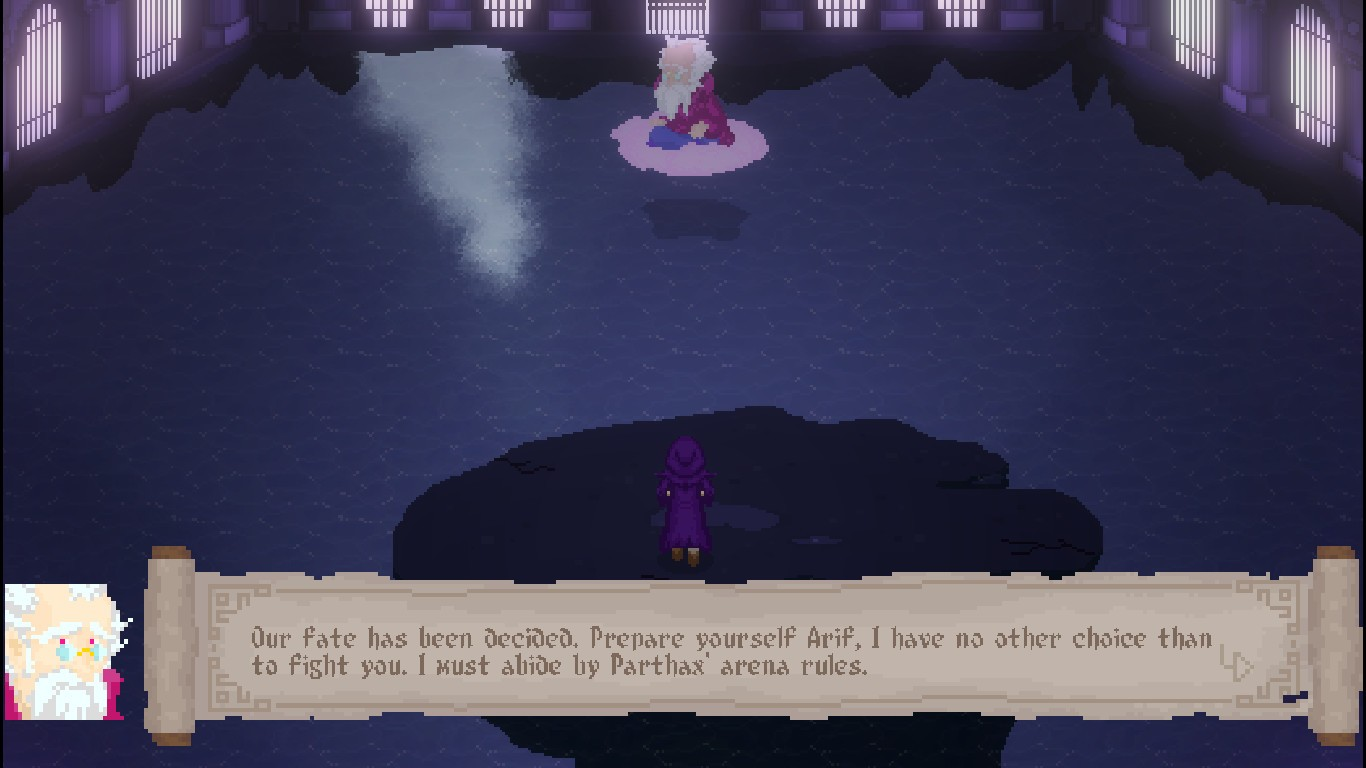 1C Entertainment, 2D, Action, adventure, Foldergeist Studios, Gift of Parthax, Gift of Parthax Review, indie, PC, PC Review, Pixel Graphics, Rating 4/10